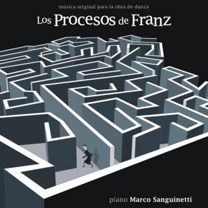tapa cd Los Procesos de Franz (baja)
